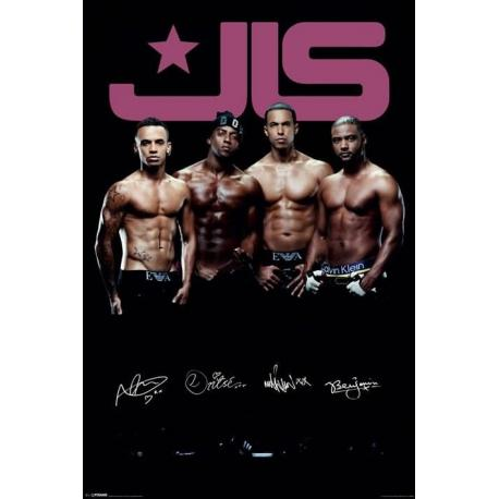 Poster Jls Topless