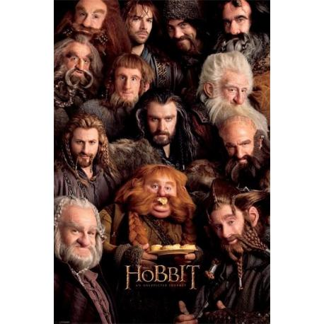 Poster The Hobbit Swarves