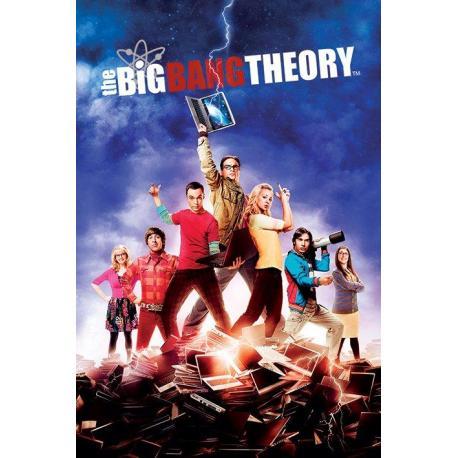Poster Big Bang Theory Season 5