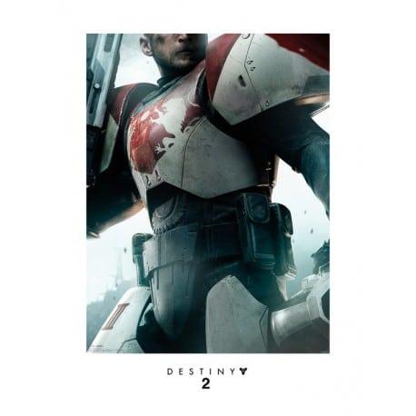 Art Print 30X40 Destiny 2 Titan