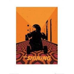 Art Print 30X40 The Shining Corridor