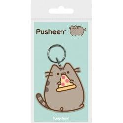 Llavero Pusheen Pizza