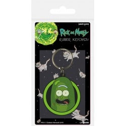 Llavero Rick And Morty Pickle Rick