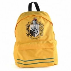 Mochila Harry Potter Hufflepuff
