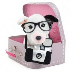 Peluche Studio Pets Bull Terrier Charlie