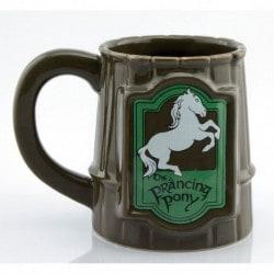 Taza 3D El Señor de los Anillos Prancing Pony