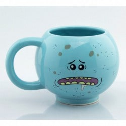 Taza 3D Rick And Morty Mr Meeseeks