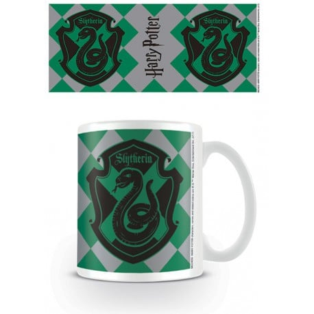 Taza Hary Potter Slytherin