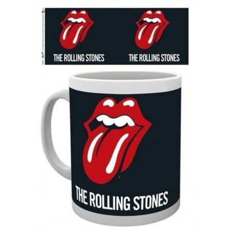 Taza The Rolling Stones Logo Bravado
