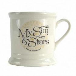 """Taza Vintage Juego de Tronos """"My Sun And Stars"""""""