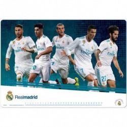 Vade Escolar Real Madrid 2017/2018 Grupo Jugadores