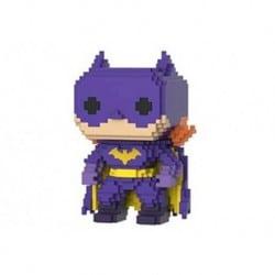 Figura Pop 8 Bit Classic Batgirl Exc - 9 cm
