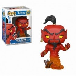 Figura Pop Disney Aladdin Jafar Red - 9 cm