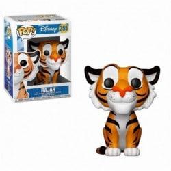 Figura Pop Disney Aladdin Rajah - 9 cm