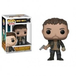 Figura Pop Mad Max Fury Road Max W/ Gun- 9 cm