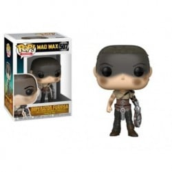 Figura Pop Mad Max Fury Road Furiosa - 9 cm