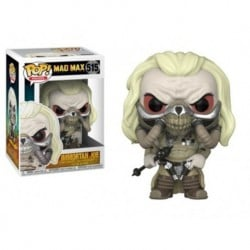Figura Pop Mad Max Fury Road Immortan Joe - 9 cm