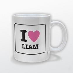 Taza I Heart Liam