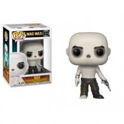 Figura Pop Mad Max Fury Road Nux Shirtless - 9 cm