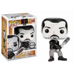 Figura Pop The Walking Dead Negan Black And White - 9 cm