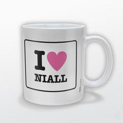 Taza I Heart Niall
