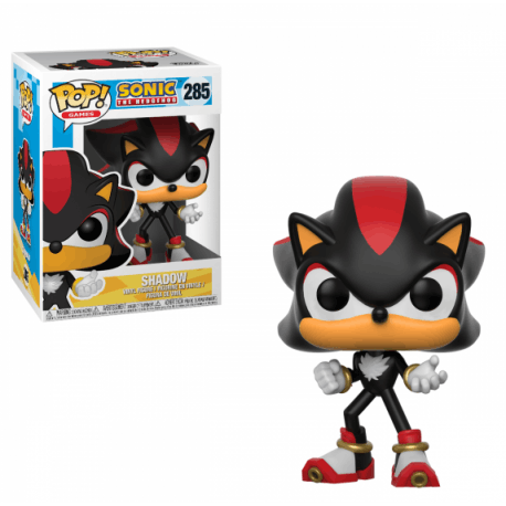 Figura Pop Sonic Shadow - 9 cm