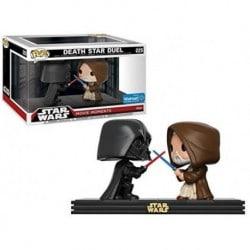 Figura Pop 2 Pack Star Wars Movie Moments Darth Vader And Obi Wan Kenobi - 9 cm