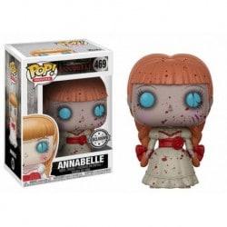 Figura Pop Horror Annabelle Bloody - 9 cm
