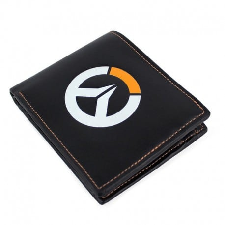 Cartera Overwatch Faux Leather Logo