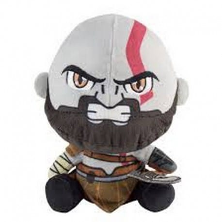 Peluche Stubbins God Of War Kratos