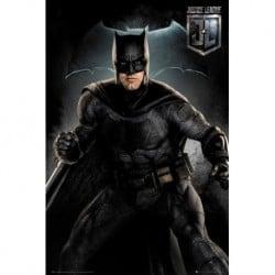 Poster Liga de la Justicia Batman