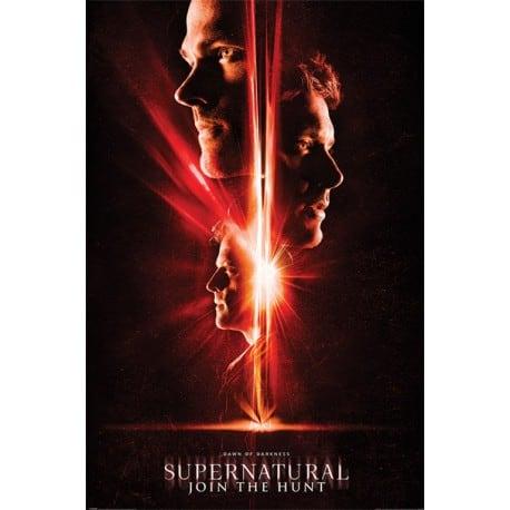 Poster Supernatural Dawn Of Darkness