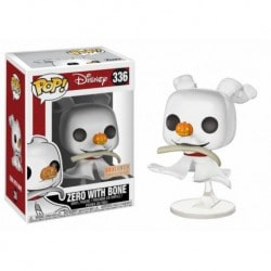 Pop Vinyl Nbx Zero With Bone Chase