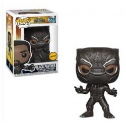 Pop Vinyl Marvel Black Panther Bp Chase