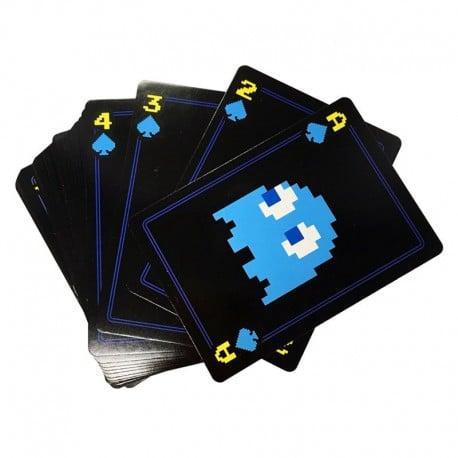 Cartas Retro Gaming Pac Man