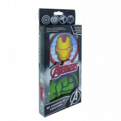 Posavaso 3D Lenticular Marvel Los Vengadores Avengers