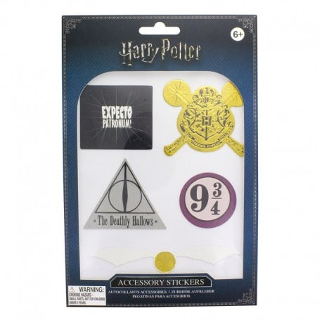 Pegatinas para Accesorios Harry Potter