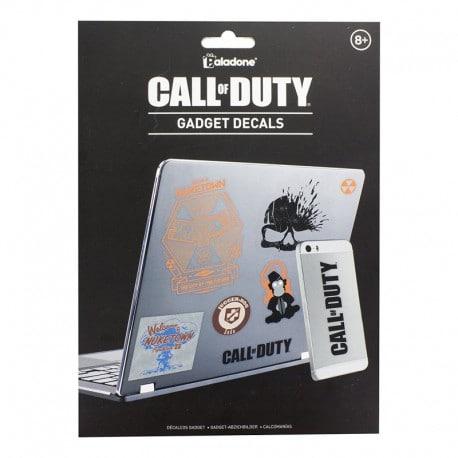 Pegatinas Gadget Call of Duty