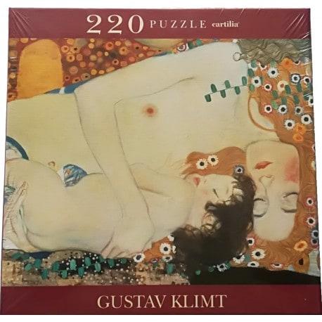 Puzzle 220 Piezas Klimt: Le Tre Eta´´ Della