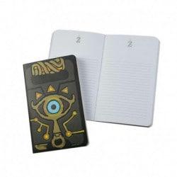 Cuaderno The Legend Of Zelda Sheikah Slate