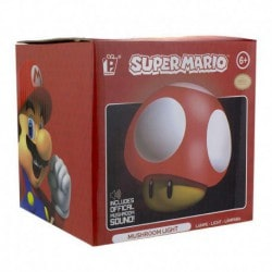 Lampara Seta Super Mario