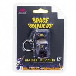 Llavero Space Invaders Arcade