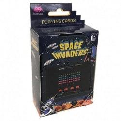 Cartas Space Invaders