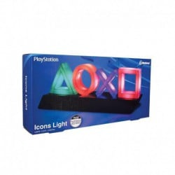 Lampara Playstation Iconos