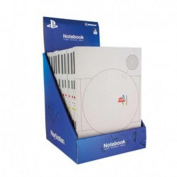 Cuaderno Playstation