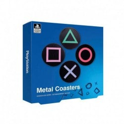 Posavasos de Metal Playstation