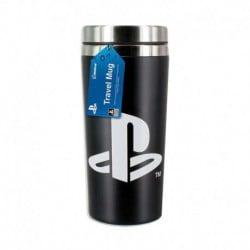 Taza de Viaje Playstation