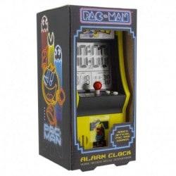 Reloj Despertador Pac Man Arcade