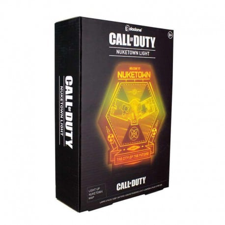 Lampara Nuketown Call Of Duty