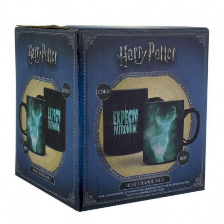 Taza Termica Harry Potter Patronus
